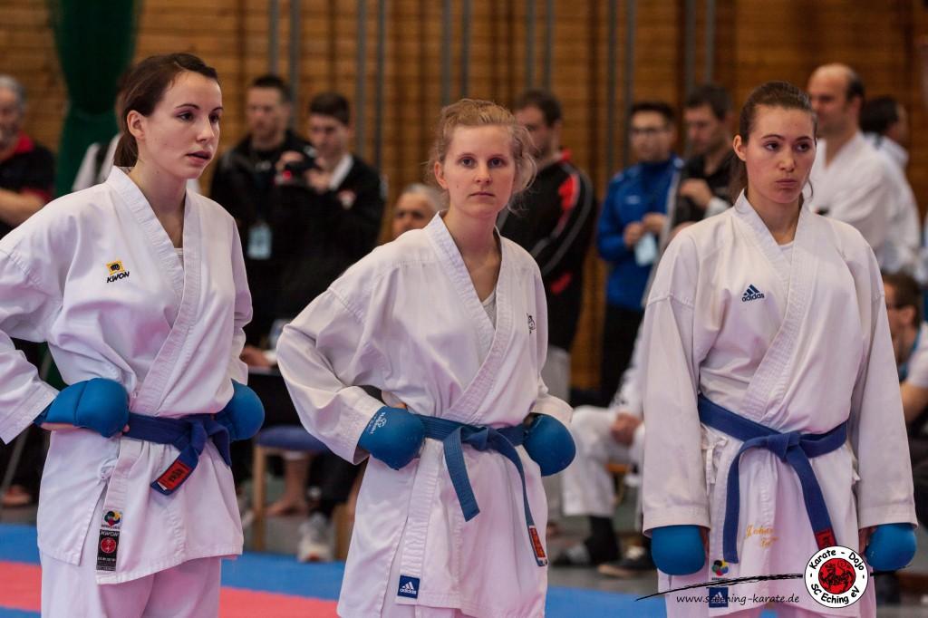 KG München Nord  Marin Büttner, Lisa Hirtler, Johanna Sedlmeir