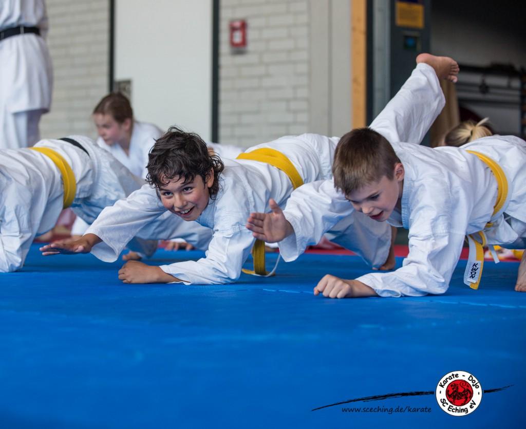 Karate Nacht 2015