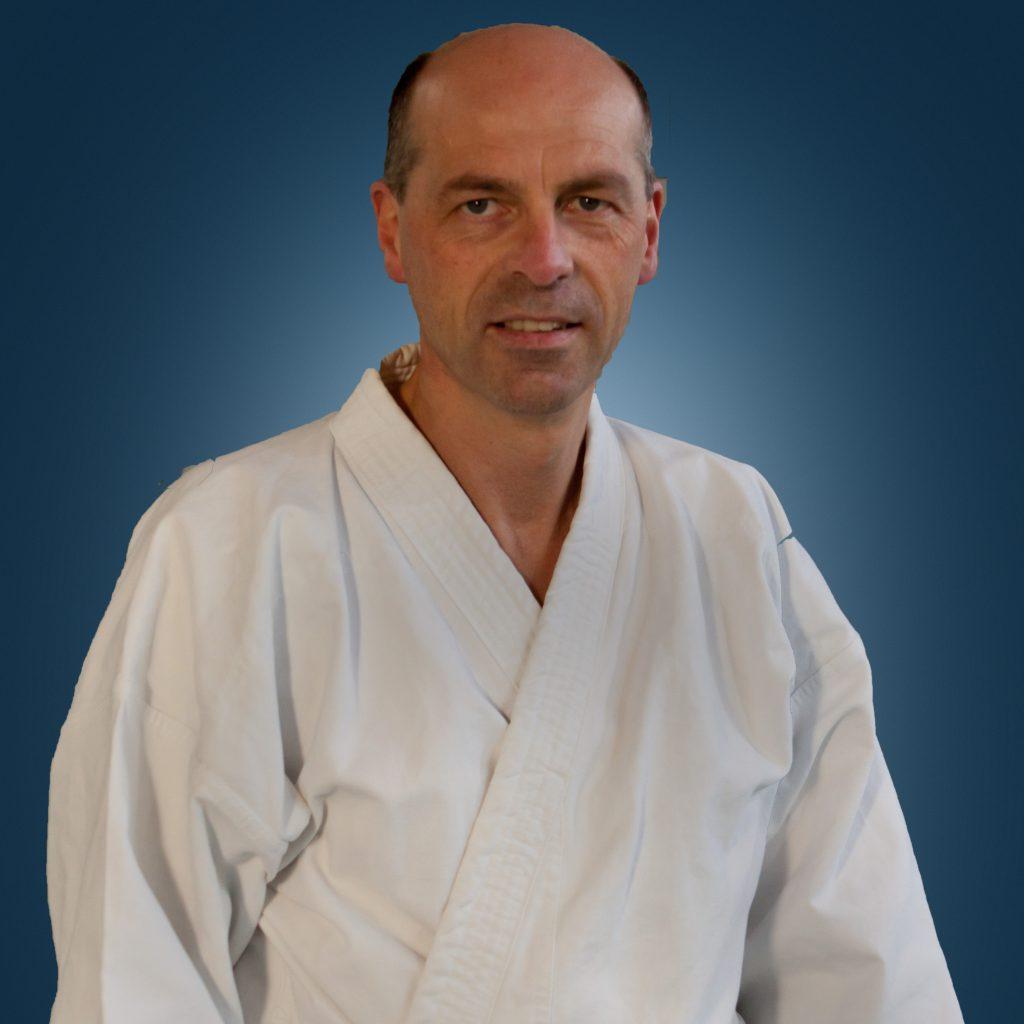 Christian Martin wird  1. Abteilungsleiter