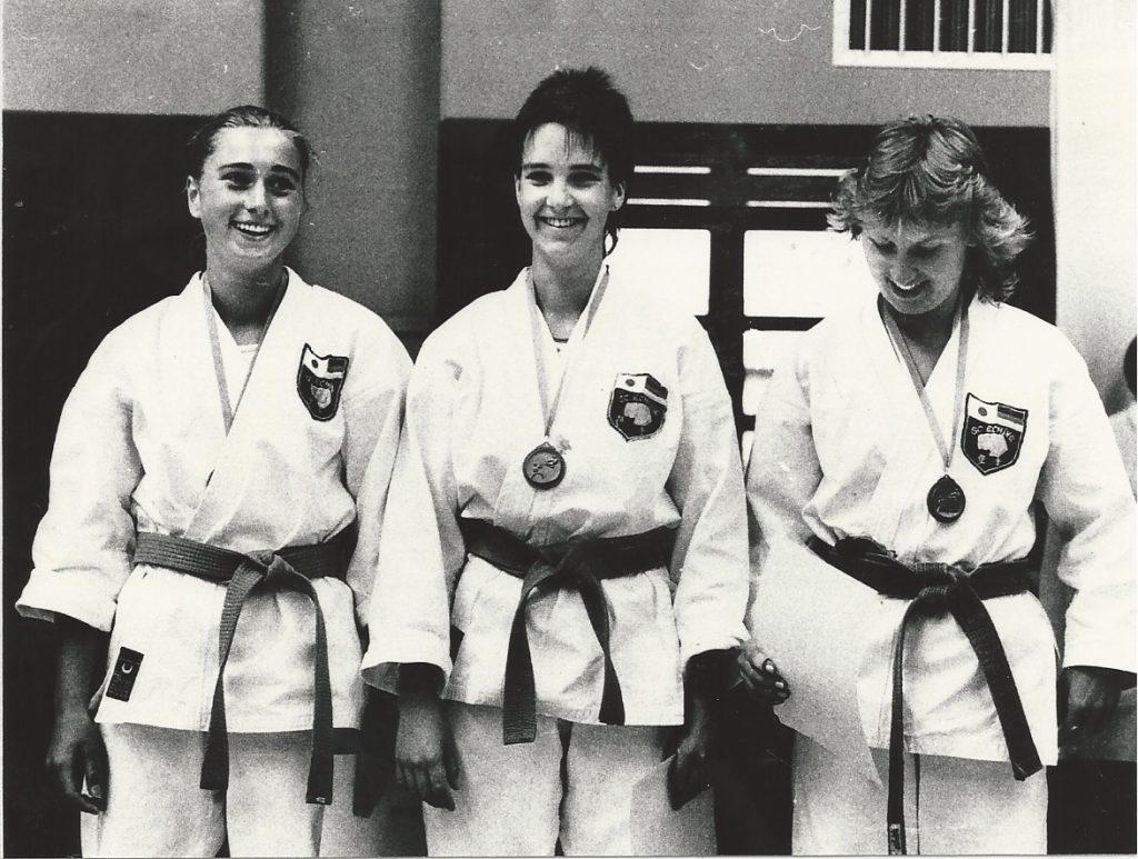 Bronze für Kata Team