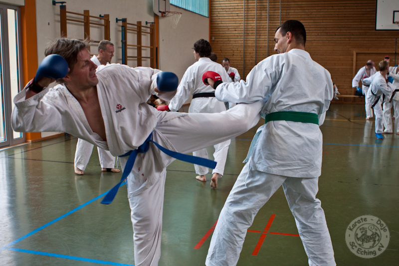 Lehrgang mit Seiji Nishimura und Sigi Wolf