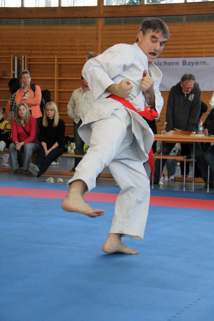 Wettkampfbetrieb 2010