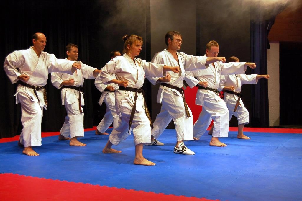 30 Jahre Karate in Eching