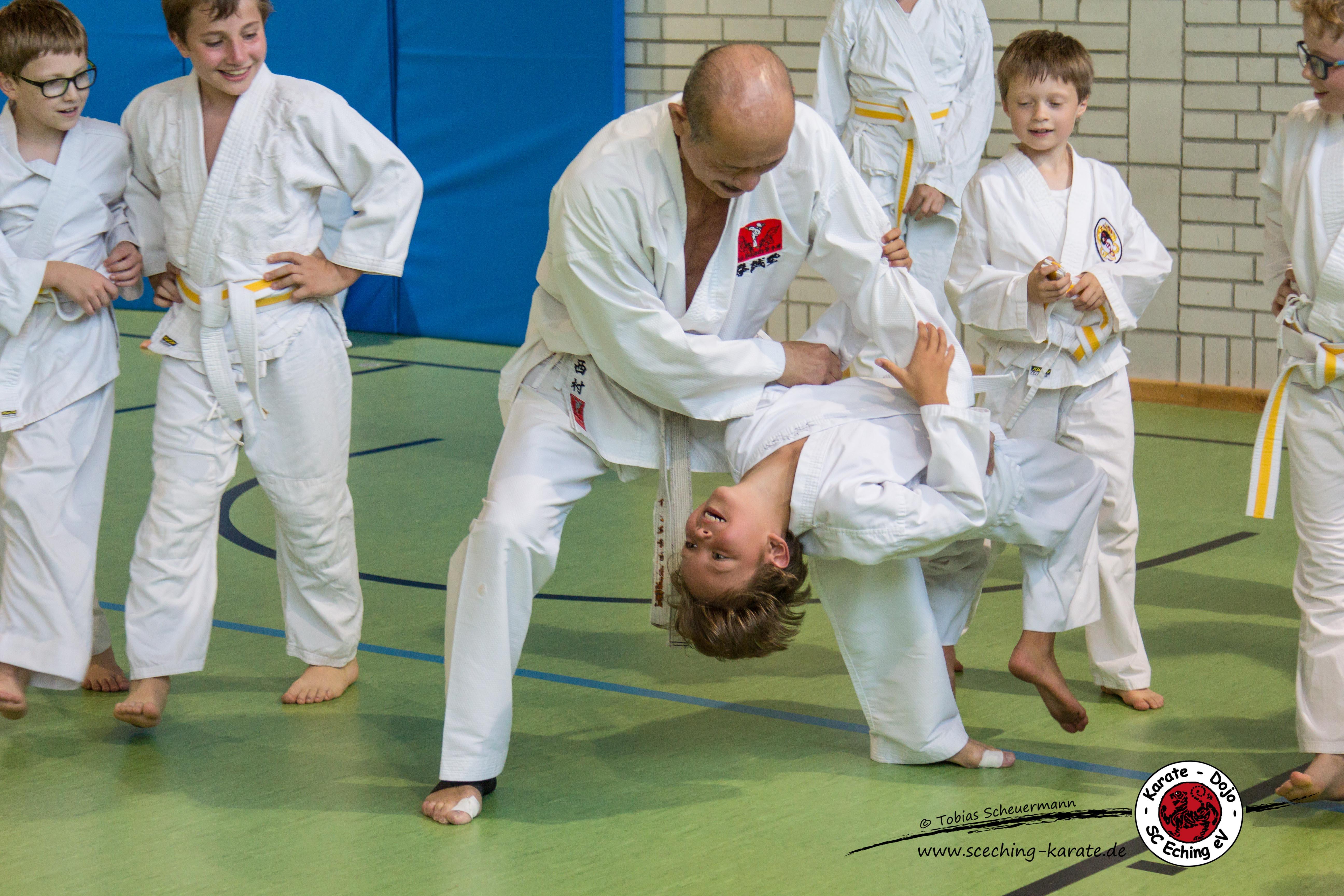 Shotokan Karate Dojo Eching